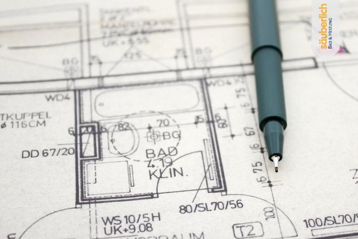 Baddesign und solides Handwerk