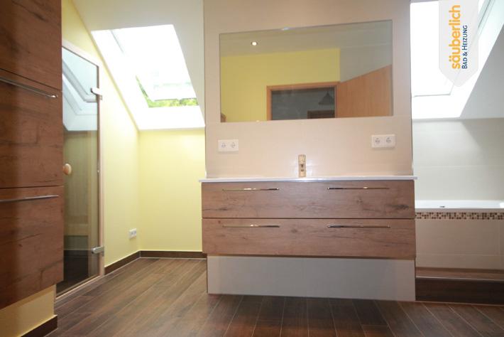 wellnessbad mit sauna und whirlpool in dohna - säuberlich bad und, Hause ideen